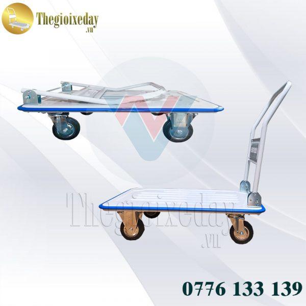 Đại lý xe đẩy 4 bánh 350Kg Phong XTL 130DS giá tốt - giao hàng Toàn Quốc